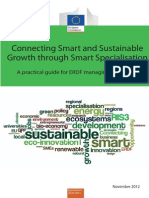 Connecting Smart and Sustainable Growth Through Smart Specialisation
