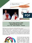 Newsletter - Speciale Premio Atleta Dell'Anno 2009