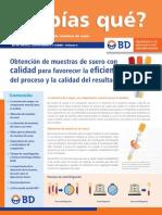 Boletin Clinico Sabias Que Tubos RST