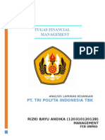 Tugas Financial Management