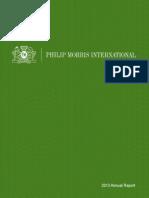 Pmi 2013 Annual Report Complete (1)