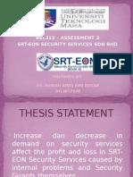 Bel312 Assessment 3 Slide