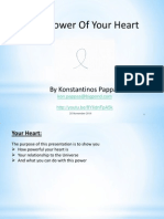 The Power of Your Heart - By Konstantinos Pappas