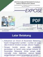 DED SPAM Belawang - Akhir.ppt