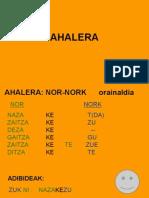 Ahalera Nor Nork
