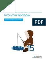 Forcecom Workbook
