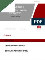 SPD_Huawei ERAN6.0 Power Control Feature Introduction