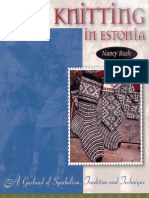 Nancy Bush - Folk Knitting in Estonia