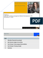SAP ERP6.0 Financials Starting New GL for Use