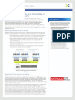 Nutanix Oracle Solution Brief