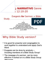 BS17. Genesis 12.10-20 Narrative - B.study WEB V