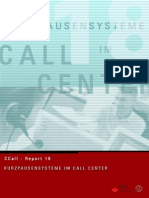 Kurzpausensysteme Im Call Center