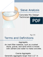 3 Sieve Analysis