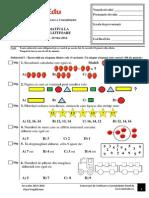 Subiect BestEdu Matematica  Clasa Pregatitoare