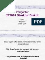 1.PengantarStrukturDiskrit