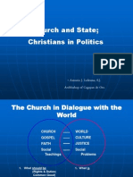 Church's and State.ppt_Christians in Politics-2