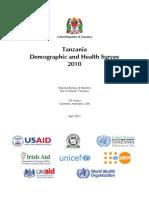 2010 TDHS Final Report