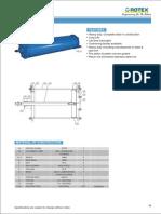 Rotex Cylinder Catalogue Dia 400 to 1100