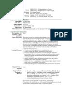 UT Dallas Syllabus for geos3432.501.07f taught by Ignacio Pujana (pujana)