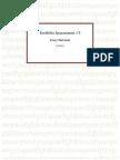 formative assessment portfolio
