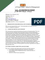 UT Dallas Syllabus for ba4308.501.07f taught by   (xxx)