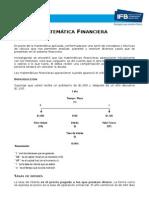 Matemática Financiera - Sesión 01