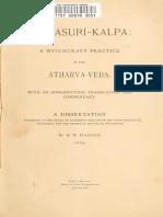 Asuri Kalpa English