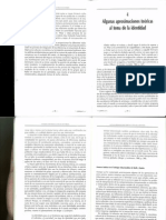 Algunas Aproximaciones Teoricas Al Tema de La Identidad (DmLDE#15#Oliva's Conflicted Copy 2013-11-13)