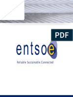 ENTSOE - Reliable Sustainable Connected