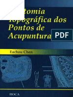 Anatomia Topográfica Dos Pontos de Acupuntura - Eachou Chen