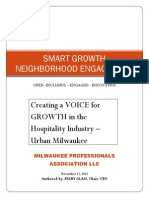 Smart Growth - Neighborhood Engagement, Walnut Way