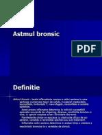 Astmul Bronsic Curs Stud.