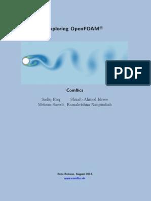 Exploring OpenFOAM | Reynolds Number | Laminar Flow