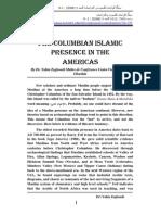 Pre Columbian Islamic