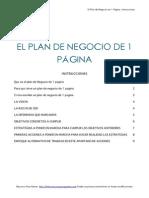 Plan 1 Pagina Instrucciones