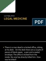 Legal Medicine June 11 11 (1)