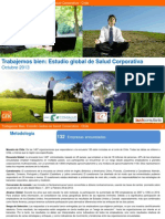 Estudio Global Salud Corporativa