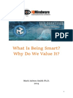 Mark Ashton Smith - What is Being Smart