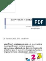 Intervención y Evaluación Del Calculo