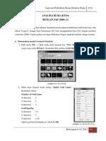 Modul Kuda Kayu SAP 2000