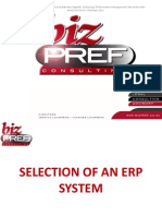 Introduction to ERP