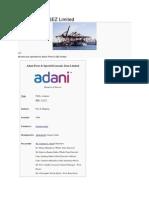 Adani Ports