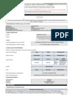 Formato SNIP 04 - Perfil Simplificado