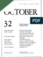 October, Vol. 32