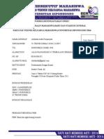 Form Oprec Pmb Dyl 2014