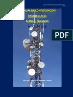 Configuracion de Radioenlaces Ceragon--2014