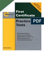 FCE Practice Tests - Osborne