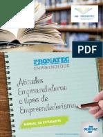 11 - Modulo Atitudes Empreendedoras - Guia Do Participante
