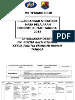 Pelan Strategik Ert2014