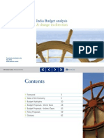 Deloitte India Budget 2014_Detailed Analysis